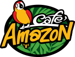 logo amazon cafe